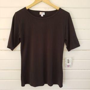 Lularoe polyester NWT Gigi short sleeve top